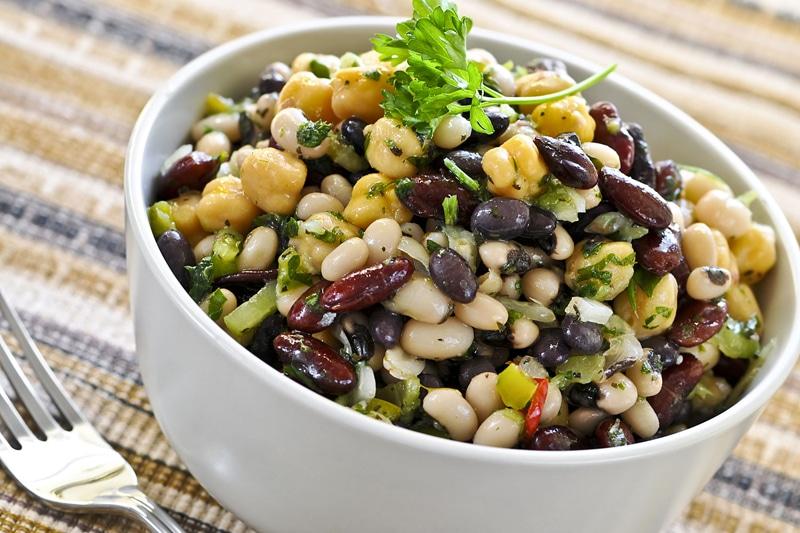 tri-bean-salad