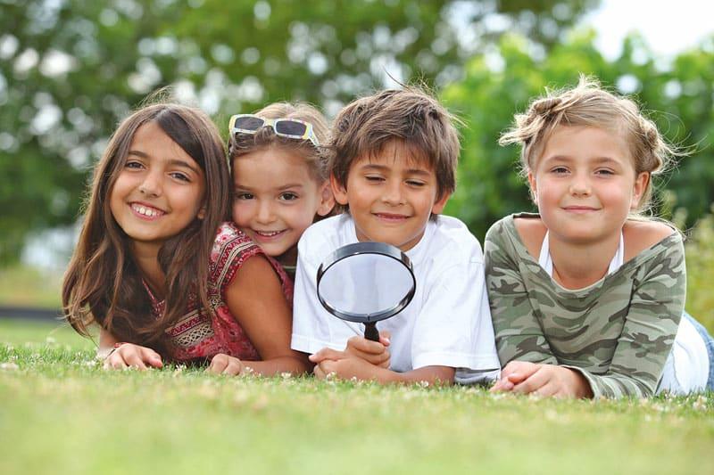 Παιδική κατασκήνωση δημιουργικόκαλοκαίρι στη φύση