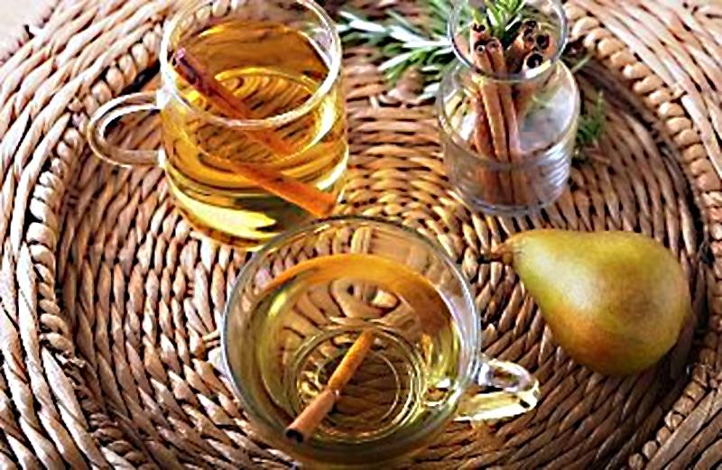 Αρωματικό λευκό κρασί με μπαχαρικά (Mulled White Wine)