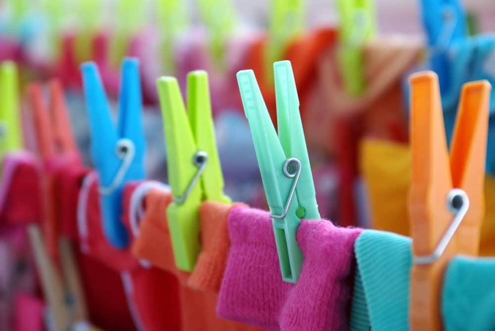 Μυστικά για μια οικολογική μπουγάδα
