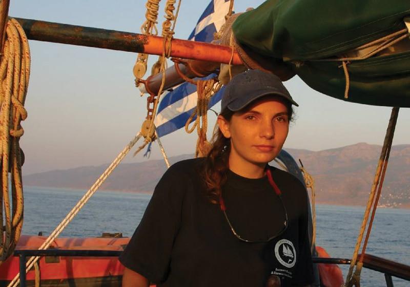Αναστασία Μήλιου - Συντονίστρια Επ. Έρευνας Δράσεων Προστασίας ΑΡΧΙΠΕΛΑΓΟΣ