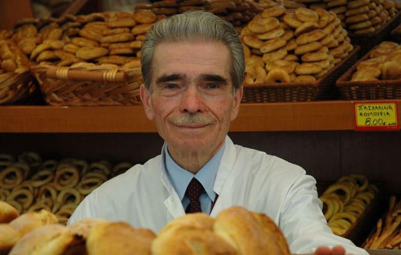 Δημήτρης Κότσαρης - Αναζητώντας το αληθινό ψωμί