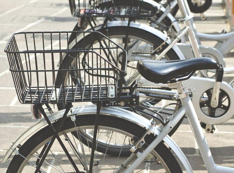 Κοινόχρηστα ποδήλατα στο ∆ήµο Ταύρου - Μοσχάτου