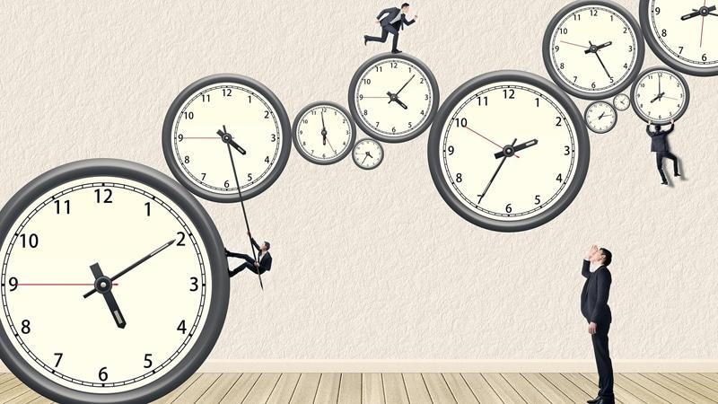 Ποιος μας κλέβει το χρόνο;