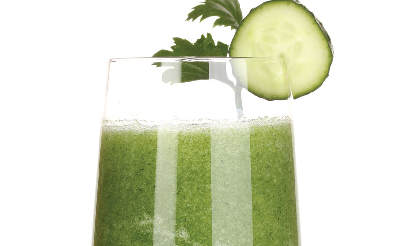 Dr. Oz's Energizing Green Drink
