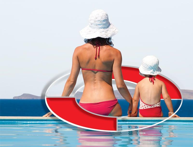 Κολύμπι: Μη γίνει μικρός εφιάλτης!