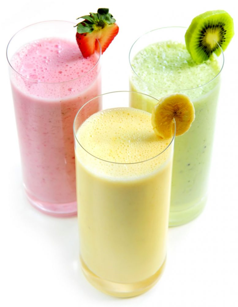 yogurt smoothies