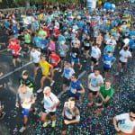 Πλήθος κόσμου έτρεξε και τίμησε τον 31 Μαραθώνιο της Αθήνας