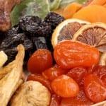Αποξηραμένα φρούτα γιορτινά και θρεπτικά