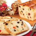 Γλυκό ψωμί με αποξηραμένα φρούτα