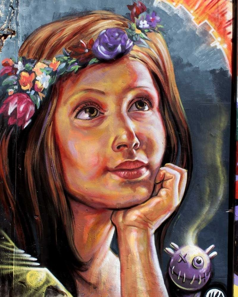 Street art: η τέχνη του δρόμου