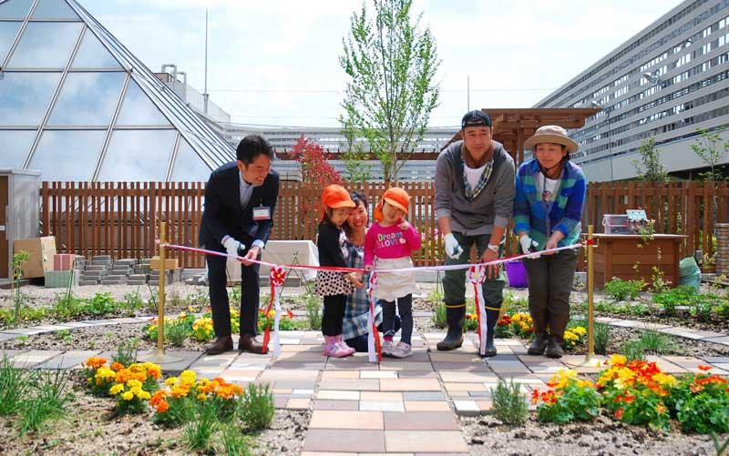 εριμένοντας το τρένο καλλιεργείτε τον κήπο σας-naturanrg