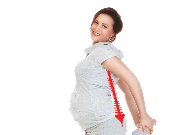 εγκυμοσύνη & οσφυαλγία