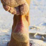 POWER-WALKING. Δυναμικό περπάτημα στην άμμο.