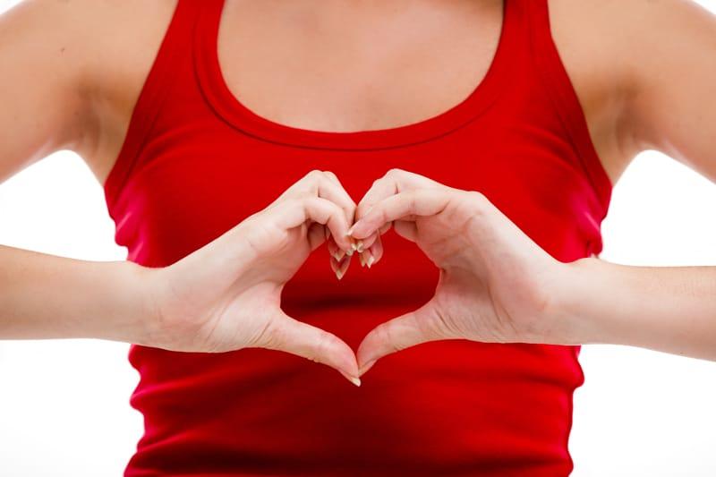heart-fingers