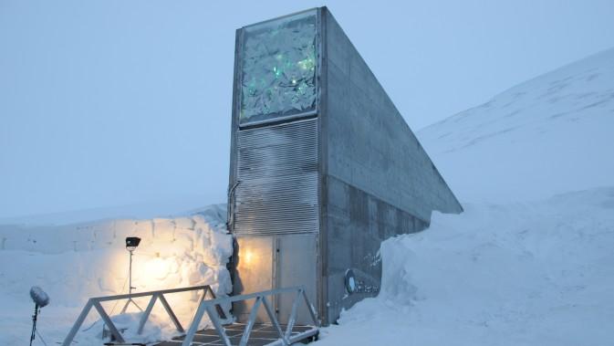 παγκόσμια τράπεζα σπόρων Νορβηγία