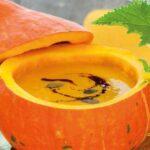 Σούπα με κολοκύθα & καρύδα