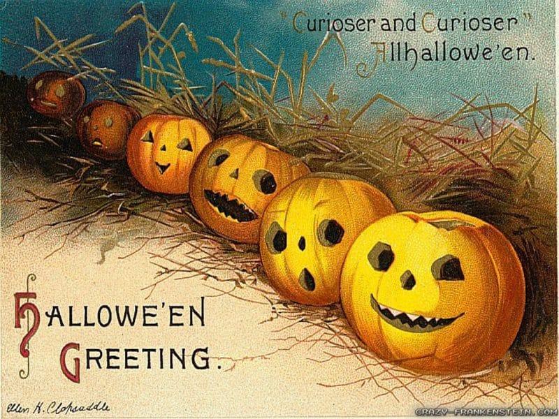 Μα τι είναι αυτό το «Halloween»;
