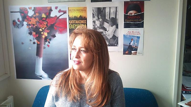 Φραντζέσκα Αλεξοπούλου - videogames