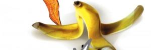 κοσμποστοποίηση, μπανανόφλουδα, καρότο,
