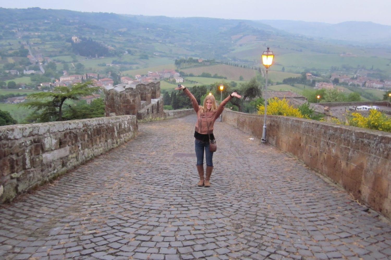 Στο Orvieto της Ιταλίας χαίρονται τη ζωή