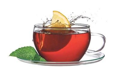 τσάι με κανέλα, μέλι και λεμόνι