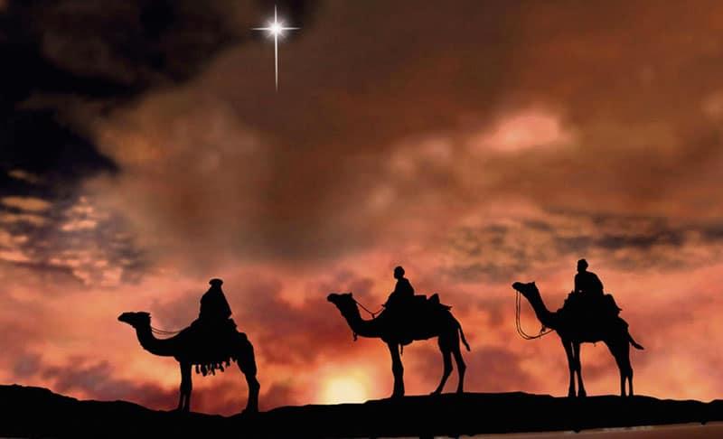 """Το άστρο των Χριστουγέννων"""" στο Ίδρυμα Ευγενίδου"""