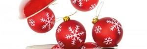 κατσαρόλα, χριστουγεννιάτικα στολίδια