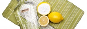 μαγειρική σόδα, λεμόνι