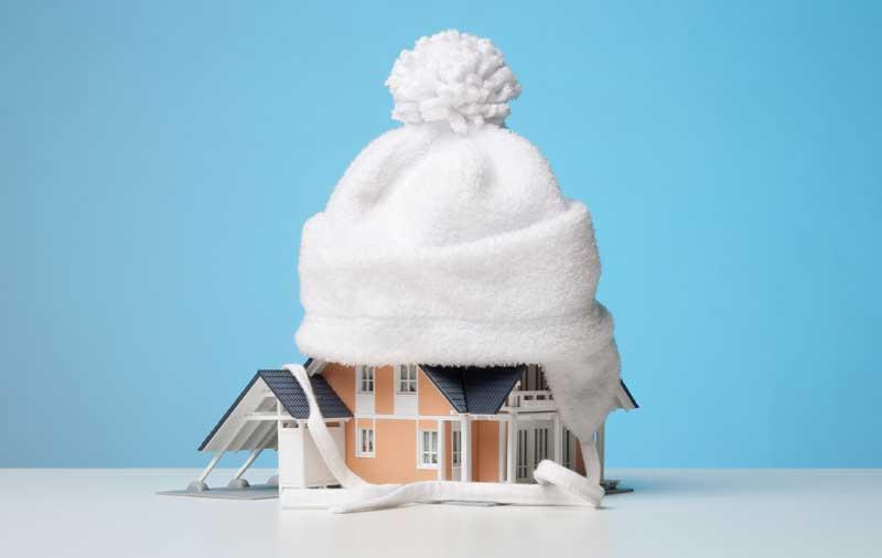 σπίτι, θέρμανση