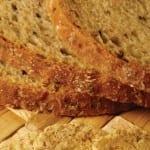 Ψωμί με μελάσα