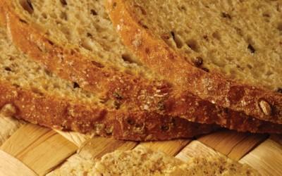 μελάσα, ψωμί