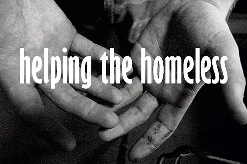 Η καμπάνια για τον άστεγο ήρωα