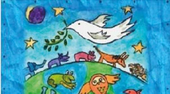 Ειρήνη του Αριστοφάνη για παιδιά.