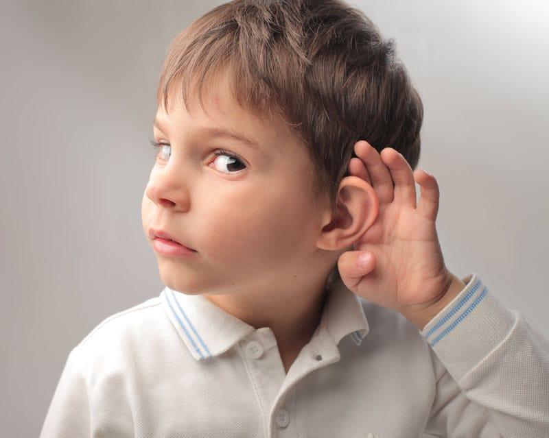 παιδί, αυτιά, ωτίτιδα