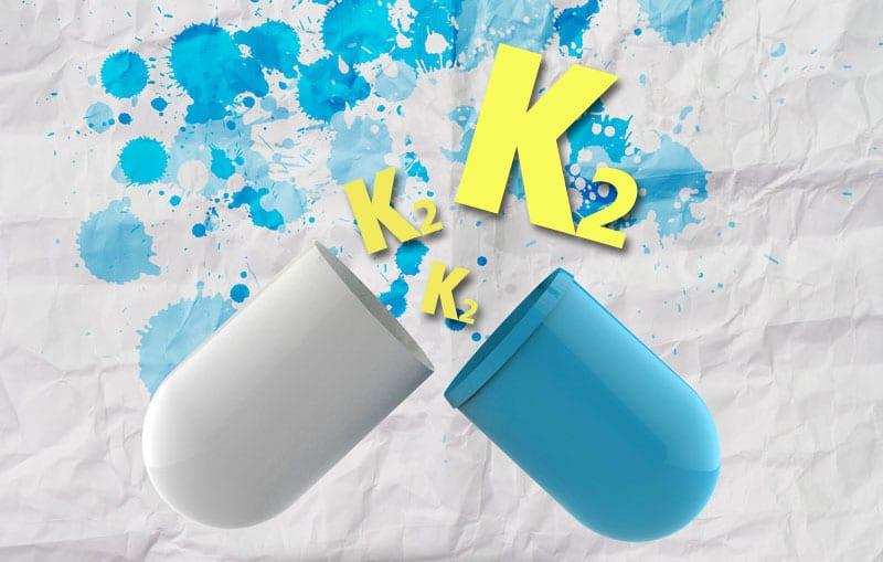 Βιταμίνη Κ2. Πώς μια μικρή άγνωστη Βιταμίνη θα μπορούσε να σώσει τη ζωή σας!