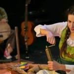 «Μ' ένα σπυρί σιτάρι».  Ιστορίες για τη φύση από το σπόρο… μέχρι τον καρπό!