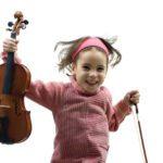 Ευεργετική η μουσική για τα παιδιά