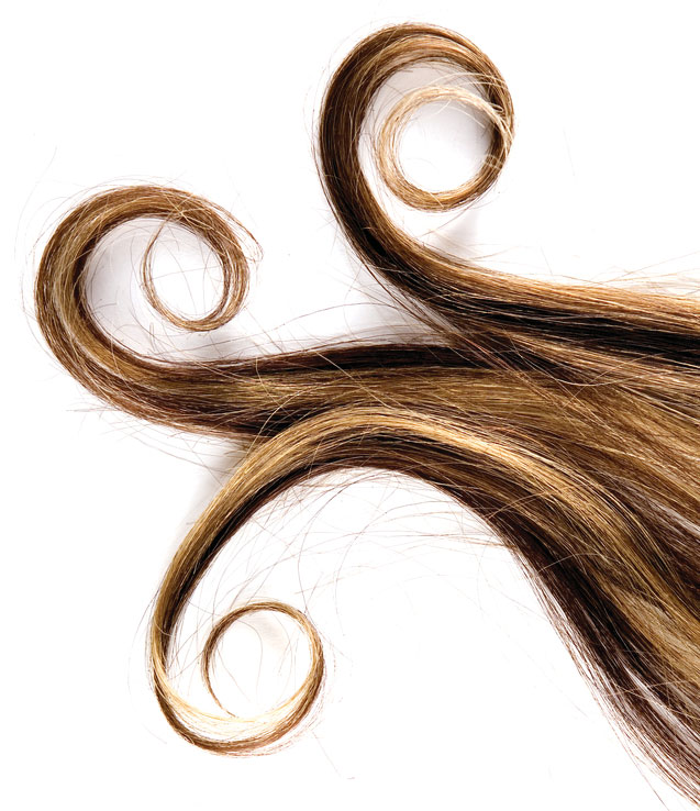 hair, curly