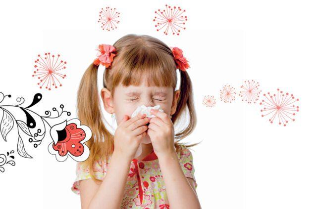 Εαρινή εποχιακή αλλεργία & Ομοιοπαθητική αντιμετώπιση