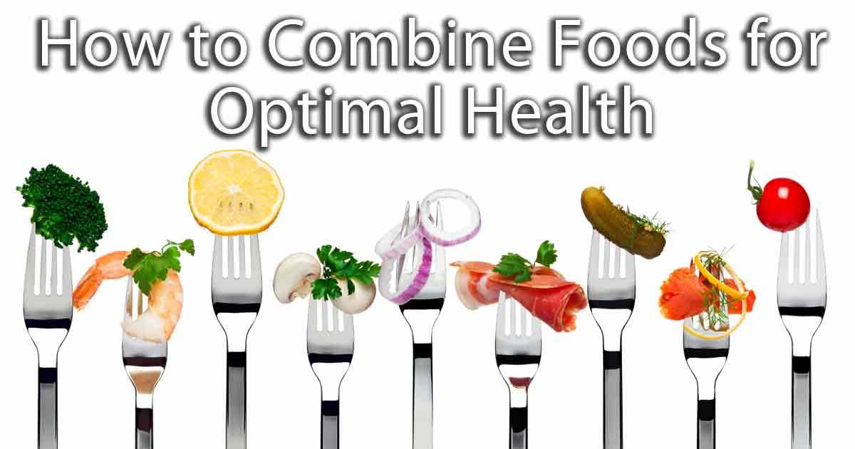 Ασυνήθιστοι συνδυασμοί γευμάτων υψηλής διατροφικής αξίας