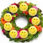 «Ένα χαμόγελο κάνει τη ζωή μας πιο όμορφη».