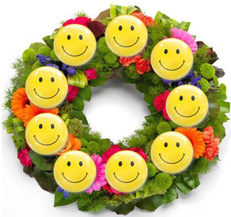 «Ένα χαμόγελο κάνει τη ζωή μας πιο όμορφη»