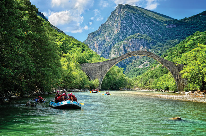 tzoumerka-Άνοιξη. Η ελληνική φύση στα καλύτερά της!