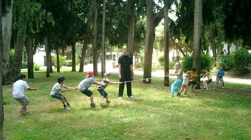 Summer camp 2015 για παιδιά 6-10 ετών στο Μουσείο Πειραμάτων