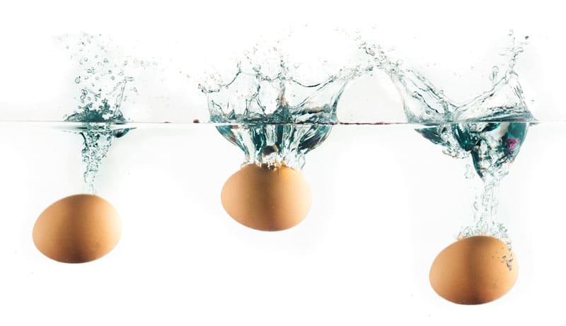 Πώς θα καταλάβω αν το αυγό μου είναι φρέσκο;