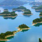 Μια λίμνη με 1.000 νησιά