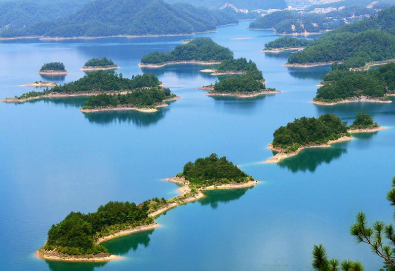 lake Qiandao