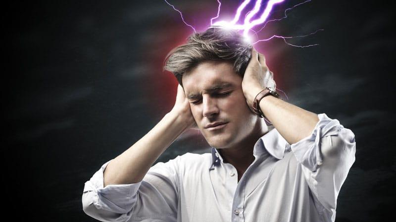 man, headache, thunderbolt-Έχετε πονοκέφαλο; Κρατήστε ημερολόγιο-naturanrg