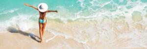 woman_beach summer